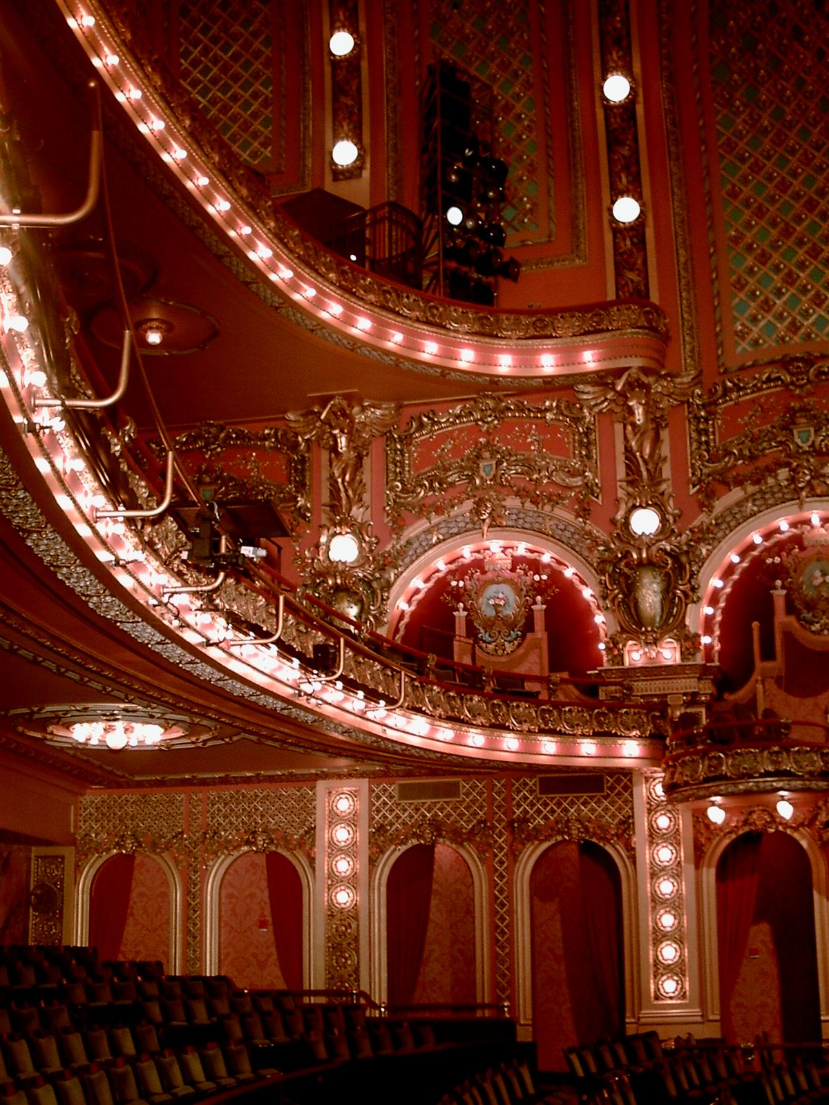 Location Photos Of Cutler Majestic Theatre Theater District